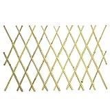 Pillows-RJF Gartenzaun Ausbaufähig Gartenabgrenzung Dekorativ Bambus Holzzaun Wiederverwendbar...