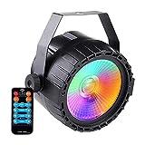 ELXSZJ XTZJ Bühnenleuchten DJ. Lichter, LED Effektlicht, LED Strobe, großartig für die Bühne &...