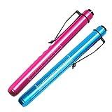 Milisten 2Pcs Krankenschwester Penlight LED Medical Pen Light Mini Inspection Pen Light Taschenlampe...
