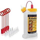 Original BabeBot Leimflasche von FastCap – Perfekt für sauberes & präzises Auftragen von...
