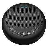 Doifck Bluetooth Konferenzlautsprecher USB Freisprecheinrichtung, Eingebaute 3 Mikrofone 360º...
