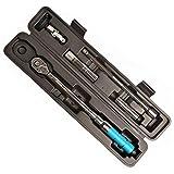 WYFFYFF 5-60N.m Preset einstellbare Drehmomentschlüssel Auto-Reifen-Reparatur-Werkzeug