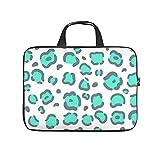 15 Inch Laptop Sleeve Bag Case Chicken Pattern Notebook Sleeve Briefcase Neoprene Zipper Tablet...