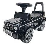 BUSDUGA Mercedes Benz G63 Rutscher, Kinderfahrzeug mit Kippschutz ( ab 18 Monate ) - whlen Sie ihre...