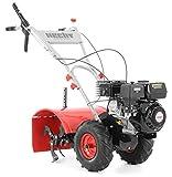 HECHT Benzin-Gartenfräse 750 Motorhacke Kultivator Bodenhacke Bodenfräse Fräse (Motorleistung:...