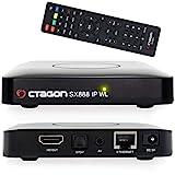 Octagon SX888 IP WL H265 Mini IPTV Box Receiver mit Stalker, m3u Playlist, VOD, Xtream, WebTV [USB,...