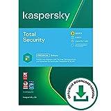 Kaspersky Total Security 2021   3 Geräte   1 Jahr   Windows/Mac/Android   Aktivierungscode per...