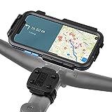 Wicked Chili Tour Case 3.0 Fahrradhalterung kompatibel mit iPhone 12/12 Pro - Version Light mit...