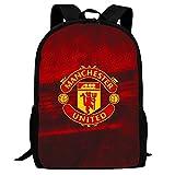 Manchester City Reisetasche, College, Schule, Laptop, Büchertasche, für Teenager, Jungen,...