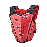 Yongirl Motorrad Panzerweste Motorrad REIT Brustpanzer Rückenschutz Rüstung Motocross...