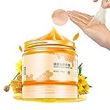 Hand Wachs, Honig Exfoliating Entfernen abgestorbene Haut Maske, Whitening Feuchtigkeitsspendende...