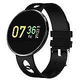PXX Uhren: Farbdisplay Smart-Armband Herzfrequenz Blutdruck Sportarmband Wechat, a