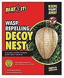 DFL 1 x Natrlicher Lockvogel, Wespe, Biene, Hornet, Nest, Repellent, knstlicher und natrlicher...