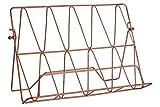 Premier Housewares Kochbuchhalter, Metall, Kupfer, 17 x 30 x 21 cm