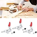 Kniehebelspanner, 190° Halterung für Schweißtische für Holzbearbeitungstische für Sägebretter
