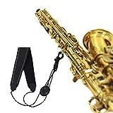 Saxophongurt, verstellbarer Saxophonhalsgurt, mit Hakenverschluss für...