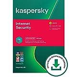 Kaspersky Internet Security 2021   5 Geräte   1 Jahr   Windows/Mac/Android   Aktivierungscode per...