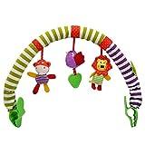 qianele Baby Hanging Bell - Kinderbett Clip Kinderwagen Anhänger