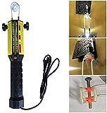 Magnetisches Induktionsheizer-Set, Kleiner Handheld-Induktionsheizer, Flammenlose Wärme Zubehör...