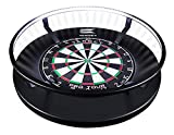 Target Darts Corona Vision Dartboard-Beleuchtungssystem Dartboardschrnke & Kabinette, Schwarz, mit...