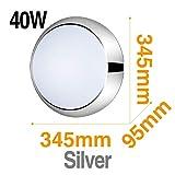 BFMBCHDJ Led Deckenleuchte 220V 3 Farbwechsel Beleuchtung Montage für die tägliche Beleuchtung im...