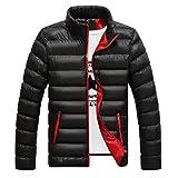 THJIQ M-4XL Winter Fleece Jacke Herren Herren Wanderjacken Winddicht Dicke Jacken Herren Mäntel...