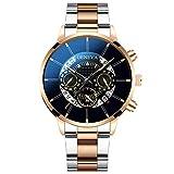 koperras Armbanduhr Herren Quarz Uhr Mode Cool Einzigartig Business Herrenuhr Digitaluhr Männer...