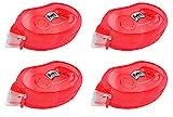 Pritt Kleberoller Compact permanent, hervorragende Klebeleistung, Premium-Band mit Klebstoffwaben,...