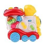 IPOTCH Kinder Täuschen Spielen Spielzeug Eisenbahn Huhn Modell für Basisspiel Spielen - Zug