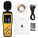 Dezibel Messgerät, SMART SENSOR AS844 + Digitales Schallpegelmesser, Geräuschmessgerät DB Meter...