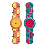 Hado Umweltserie Uhren Tätowieren temporäre Aufkleber Spielzeugautos Kinderaufkleber für Kinder h