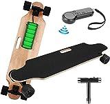 Oppikle Elektrisches Skateboard Longboard E Skateboard Elektrisches Elektrolongboard mit...