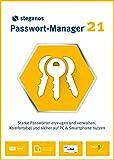 Steganos Passwort-Manager 21 | 5 Gerät | PC | PC Aktivierungscode per Email