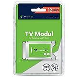 freenet TV CI+ Modul inkl. 12 Monate freenet TV Guthaben für Antenne DVB-T2 HD
