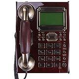 MYYINGBIN Antikes Festnetztelefon Mit Anrufer-ID Retro-Telefon Für Wohnzimmer Schlafzimmer Studie...