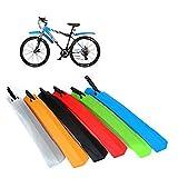 PN-Braes Fahrradkotflügel Universal Fahrrad Schutzblech Farbe Schnellspanner Mountainbike...