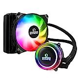 Empire Gaming – Guardian G-V10 Wasserkühlung AIO PC Gamer – CPU Flüssigkühlung ARGB 3 Pins 5...