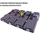 CT202348 CT202349 CT202350 CT202351 Farblaser-Tonerkartusche für Fuji Xerox DocuPrint CM415, 4...