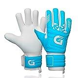 GUARDY - Kinder Torwarthandschuhe - Haltbare Torhüterhandschuhe für Kinder - Tormannhandschuhe mit...