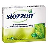 STOZZON Chlorophyll Tabl.ueberzogen, 40 St