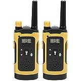 Deror Kinder Walkie Talkies, 2-teilige Kinder Walkie Talkies Handheld Portable Wireless Simulation...