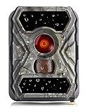 SECACAM HomeVista Wildkamera Weitwinkel Nachtsicht Bewegungsmelder Full HD 1080P Jagdkamera...
