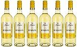 Mederaño Blanco lieblich Wein 0,75 l (6 x 0,75l) l Cuvée l lieblich l blumige Noten nach...