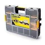 Stanley Werkzeug-Organizer Sortmaster (43 x 9 x 33 cm, Innenteiler anpassbar, bis zu 1024...