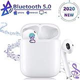 Kopfhrer Bluetooth 5.0, HD 3D-Stereo, wasserdichtes Sport-Headset mit Rauschunterdrckung Fenster mit...