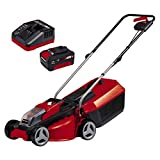 Einhell City Akku-Rasenmher GE-CM 18/30 Li Kit Power X-Change (Li-Ion, 18 V, bis 150 m, 30 cm...
