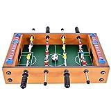Tischkicker Tischfuball Mini Tischplatte Kickertisch Tisch Fuball Spiel Set fr Kinder Spiel mit Ball...