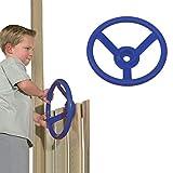 ROCK1ON Steuerrad Spielzeug Schiffsruder Lenkrad beweglich für Kinder Spielturm Spielhaus...