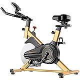 YHSFC Indoor-Cycling, Heimtrainer, Aerobic-Indoor-Studio Zu Hause, Stumm Heimtrainer,...