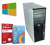 Workstation Tower PC | Intel Xeon-W3550@ 3,06GHz | 16GB | 128GB SSD | DVD-Brenner | Windows 10 Pro |...